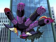 Megatron hand