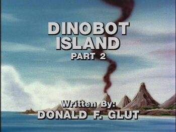 Dinobot Island 2 title shot