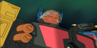 Omega Supreme (Unicron Trilogy)