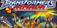 Panini Armada issue 6