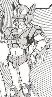 Minerva manga
