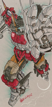 Superion by markerguru