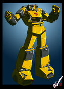 Sunstreaker Commission by the GEARSMITH