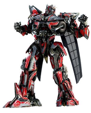 Transformers-Sentinel-Prime