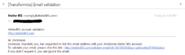 EmailValidation 3