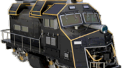 Ashford locomotive