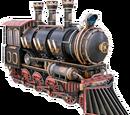 Decapod locomotive