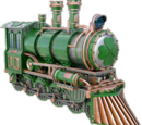 Challenger locomotive