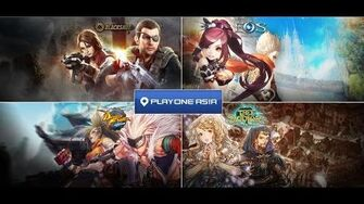 PlayOne Asia 2016 Line up