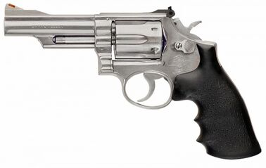 S&W Model 66 with 4in barrel