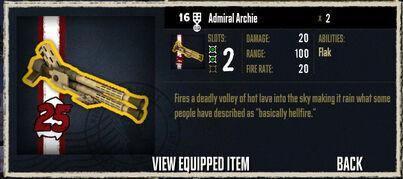 Admiral Archie
