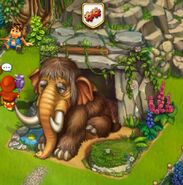 Ancient Mammoth