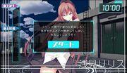 Trinity Seven Anime Game