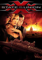 XXX State of the Union Poster