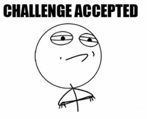 ChallengeAccepted