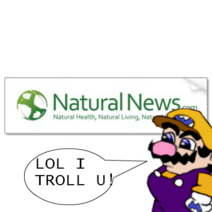 Walleo Trolls Natural News