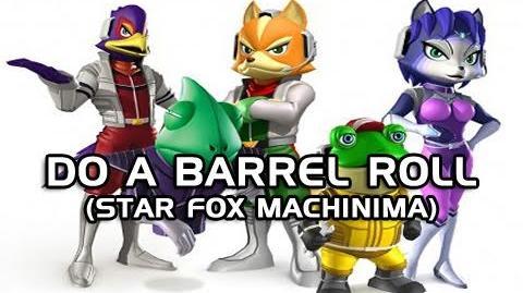 Do A Barrel Roll (Star Fox 64 Music Video)