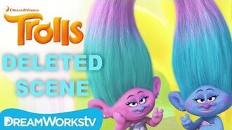 DELETED SCENE The Fashion Twins presented by Toys R Us TROLLS