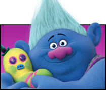 Trolls Movie Biggie