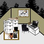 Zephyr's room