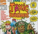 Toxic Crusaders Issue 1 (Marvel)