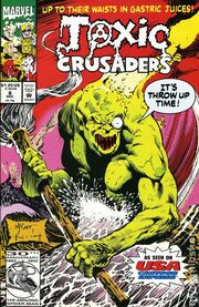 Toxic Crusaders Marvel Issue 8