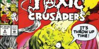Toxic Crusaders Issue 8 (Marvel)