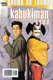 Kabukiman fester comix issue 2