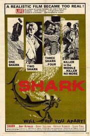 Poster of the movie Shark!
