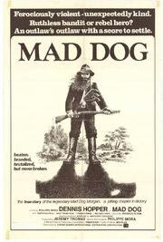 Mad Dog Morgan 1976 film poster