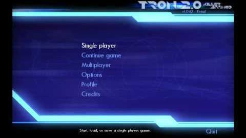 TRON 2.0 KILLER APP Mod Trailer 4