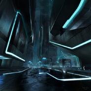 Dylan Cole Tron Concept Art 12a
