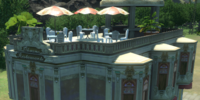 Gourmet Restaurant (Tropico 3 and 4)