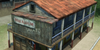 Bunkhouse (Tropico 3 and 4)