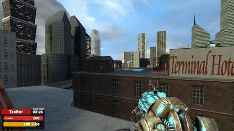 Newton Launcher Roof tops, you're gonna have a bad time