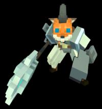 Lunar Lancer Default