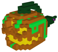 Pumpkin Floateye Model