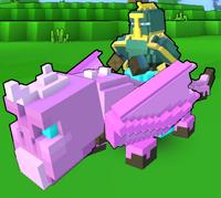 Cupcake Dragon In-Game