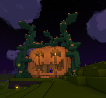 Pumpkin lair