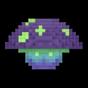 Enemy Dark Mushroom Man