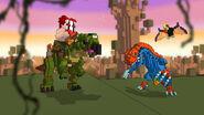 Trove DinoTamer slide