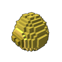Golden Block Dragon Egg