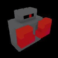 Robotic Sparring Partner