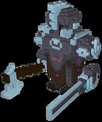Ice Giant Model