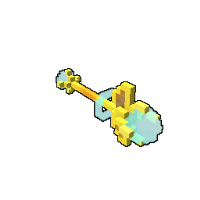 Celestial Scarab Sceptre