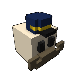 Patrolman Qubesly