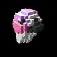 Pink Budgie Buddy