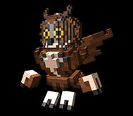 Ui skin fae owl