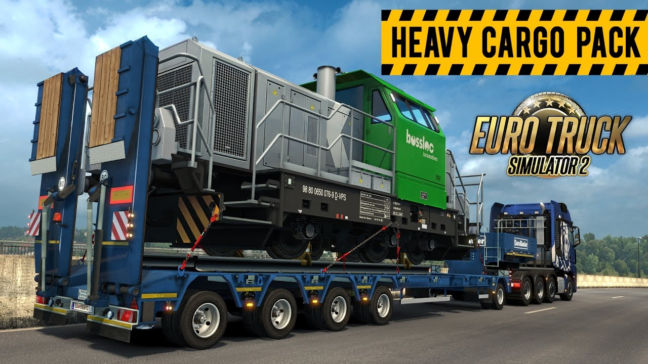 heavy cargo pack truck simulator wikia fandom powered. Black Bedroom Furniture Sets. Home Design Ideas