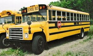 S-Series School bus by wayne